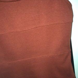 Forever 21 Dresses - Forever 21 Rust Color Bodycon dress